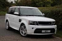 Used Land Rover Range Rover Sport SDV6 HSE AUTOBIOGRAPHY BODYKIT