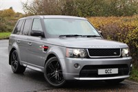 Used Land Rover Range Rover Sport SDV6 HSE RED EDITION