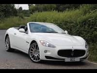 Used Maserati Grancabrio V6 AUTO.CONVERTIBLE