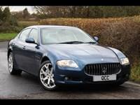Used Maserati Quattroporte V8 Auto Facelift. SAT NAV