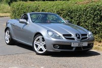 Used Mercedes SLK200 KOMPRESSOR AMG SPORT PACK