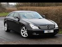 Used Mercedes CLS320 CDI CLS Class SAT NAV COMAND