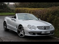 Used Mercedes SL500 SL