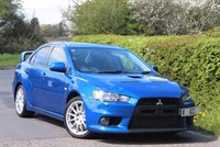 Used Mitsubishi Lancer EVOLUTION X GSR SST FQ300