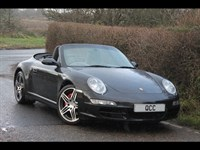 Used Porsche 911 Carrera 4S Tiptronic S CABRIOLET SPORTS EXHAUST