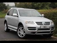 Used VW Touareg ALTITUDE TDi SE SPORT AUTO