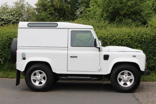 Land Rover Defender 90 Td Hard Top Xs Quirks Car Company
