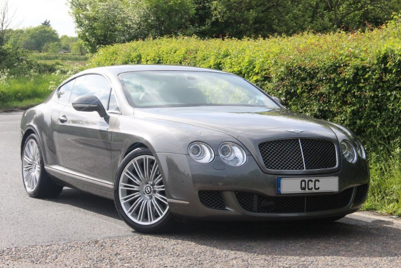 used Bentley Continental GT SPEED in essex