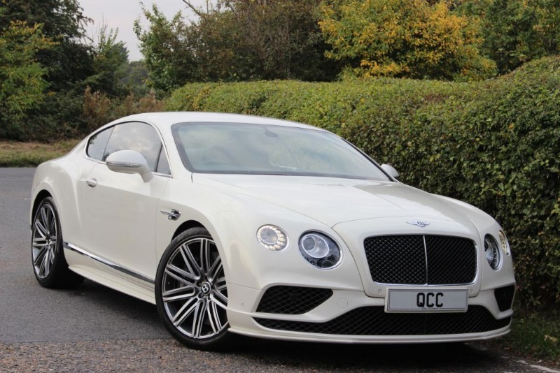 used Bentley Continental GT SPEED in essex-for-sale