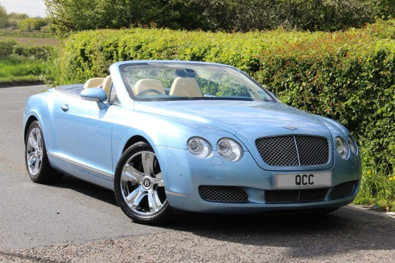 used Bentley Continental GTC  in essex