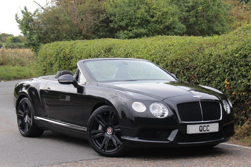used Bentley Continental GTC 4.0 V8 GTC NEW MODEL in essex-for-sale