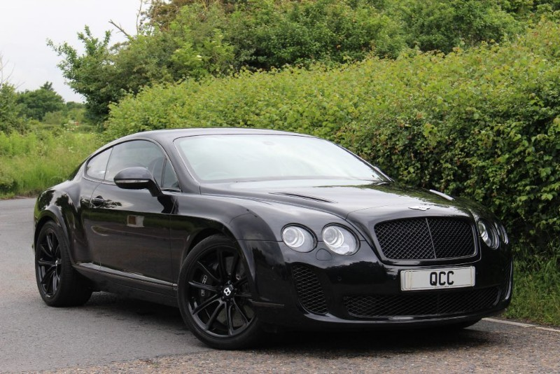 used Bentley Continental Supersports GT SUPERSPORTS  in essex-for-sale
