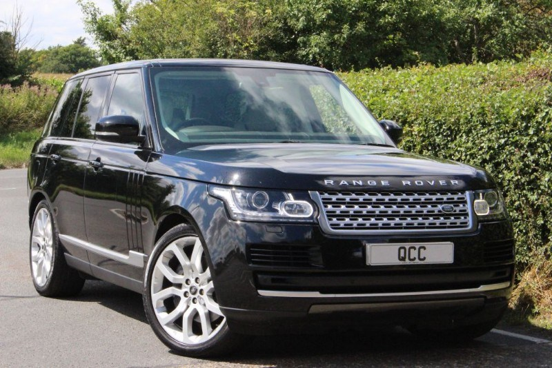 used Land Rover Range Rover SDV8 VOGUE in essex