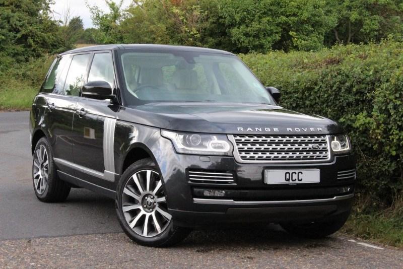 used Land Rover Range Rover VOGUE SE 4.4 SDV8 in essex