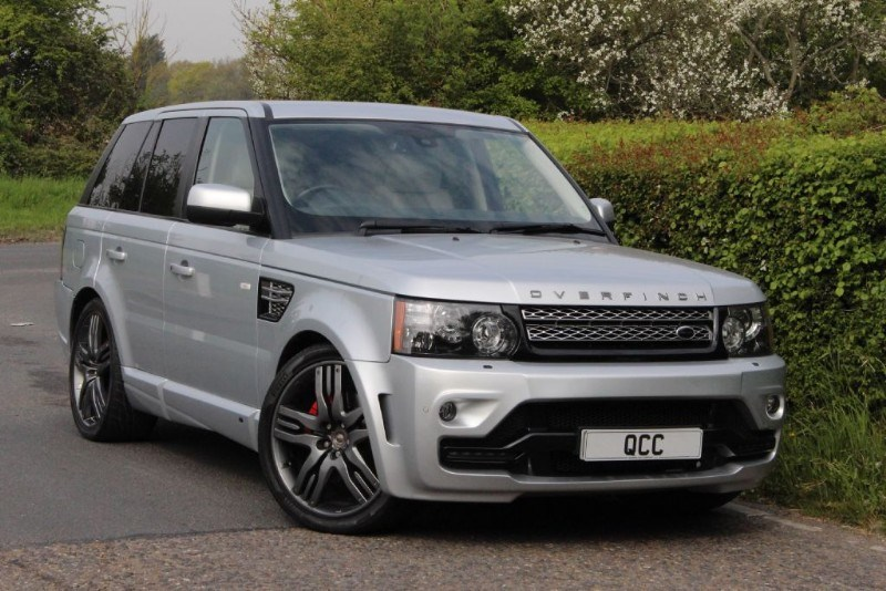 used Land Rover Range Rover Sport Sdv6 Hse OVERFINCH GTS in essex