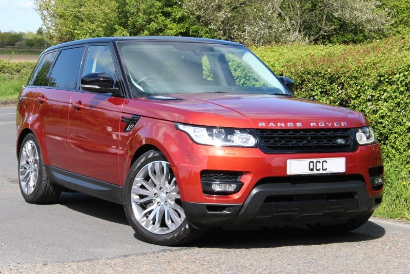 used Land Rover Range Rover Sport SDV6 HSE DYNAMIC in essex