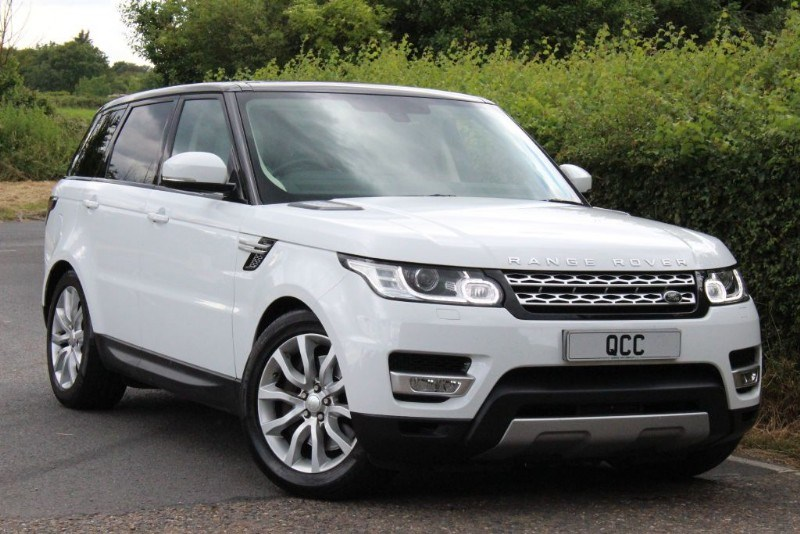 used Land Rover Range Rover Sport SDV6 HSE in essex