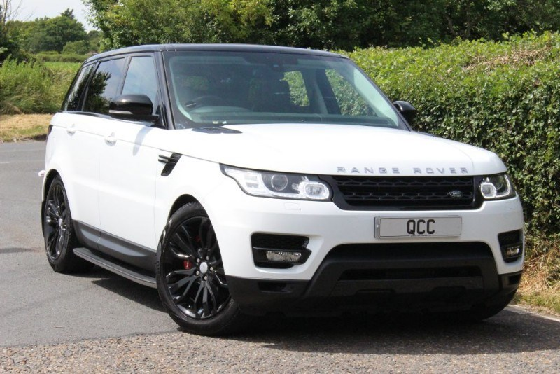 used Land Rover Range Rover Sport 3.0 SDV6 HSE PANORAMIC ROOF in essex