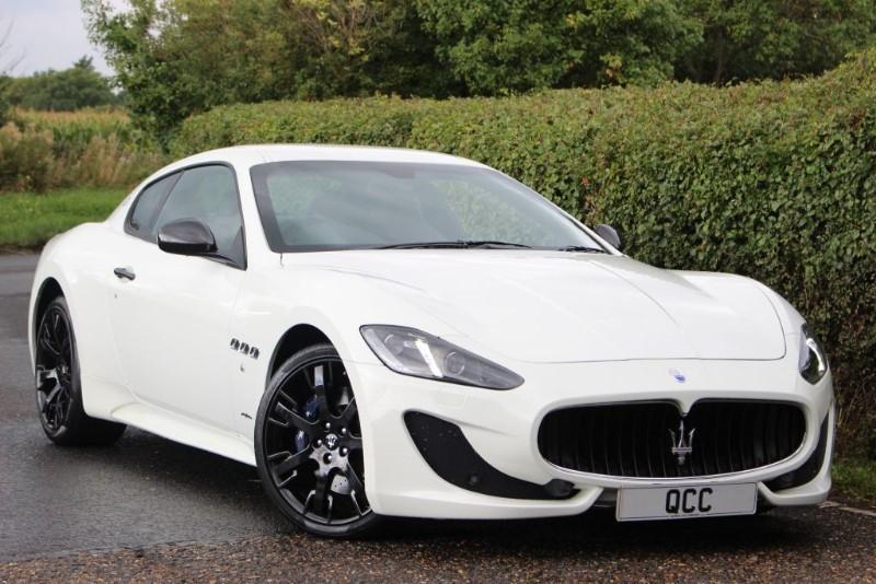 used Maserati Granturismo GT SPORT in essex