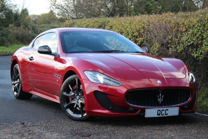 used Maserati Granturismo MC SPORT SHIFT AND PADDLES in essex
