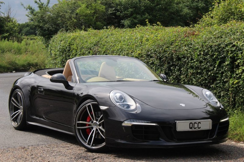 used Porsche 911 CARRERA 4S PDK AERO BODY STYLING KIT in essex-for-sale