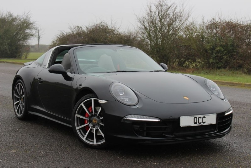 used Porsche 911 TARGA 4S PDK in essex-for-sale