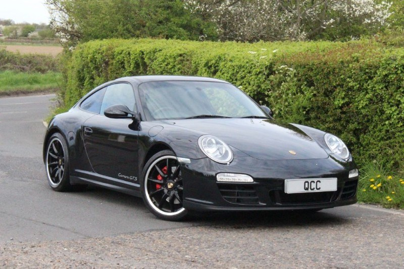 used Porsche 911 997 CARRERA GTS PDK WITH TURBO WIDE BODY in essex