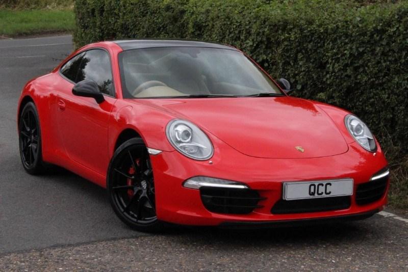 used Porsche 911 991 CARRERA 2S PDK in essex