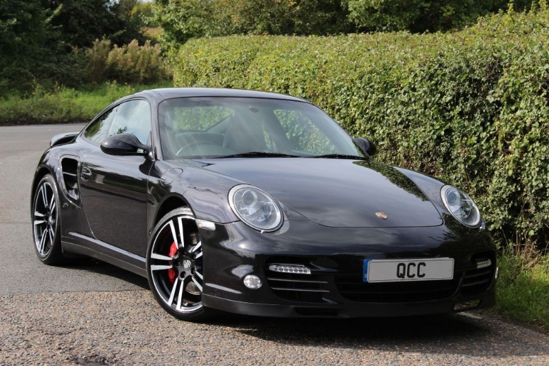 used Porsche 911 Turbo PDK Auto With SAT NAV. S/CHRONO.BOSE. in essex