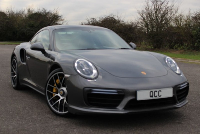 used Porsche 911 Turbo S PDK GEN II 580 BHP in essex-for-sale