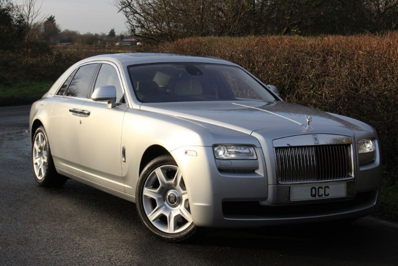 used Rolls-Royce Ghost V12  in essex