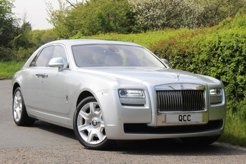 used Rolls-Royce Ghost V12  in essex-for-sale