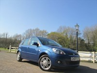 Car of the week - Ford Fiesta GHIA FULL LEATHER TOP SPEC - Only £4,590