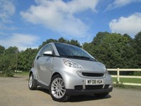 Car of the week - Smart Car Fortwo Coupe PASSION TOP SPEC £30 TAX - Only £3,670