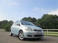 Car of the week - Toyota Yaris D4-D DIESEL T SPIRIT £30 TAX - Only £3,290