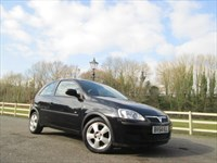 Car of the week - Vauxhall Corsa ENERGY AIR-CON SPECIAL EDTION - Only £2,990
