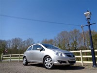 Car of the week - Vauxhall Corsa CLUB AIR-CON  - Only £3,660