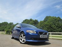 Car of the week - Volvo S40 DIESEL SPORT R DESIGN HUGE SPEC  - Only £5,990