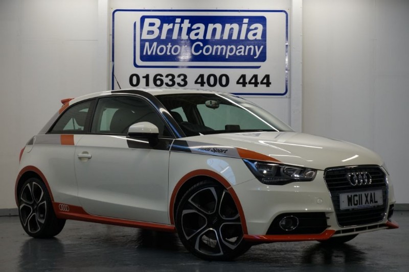 Car of the week - Audi A1 TFSI COMPETITION LINE - Only £9,990