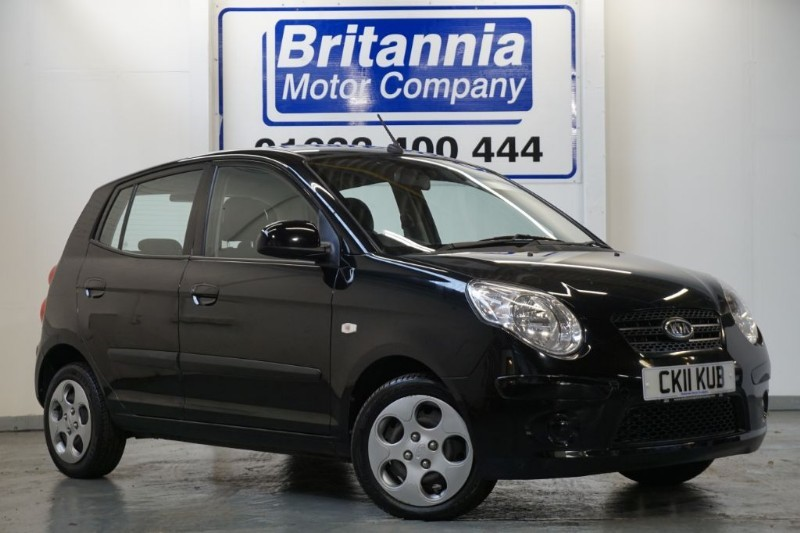 Car of the week - Kia Picanto SPICE SPECIAL EDITION  - Only £2,990