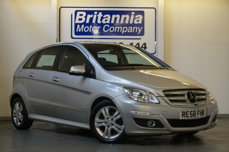 Car of the week - Mercedes B170 SE AUTOMATIC HIGH SPEC £3280 OF EXTRAS !!! - Only £4,590
