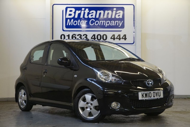 Car of the week - Toyota Aygo VVT-I BLACK SPECIAL EDITION !!! - Only £3,890