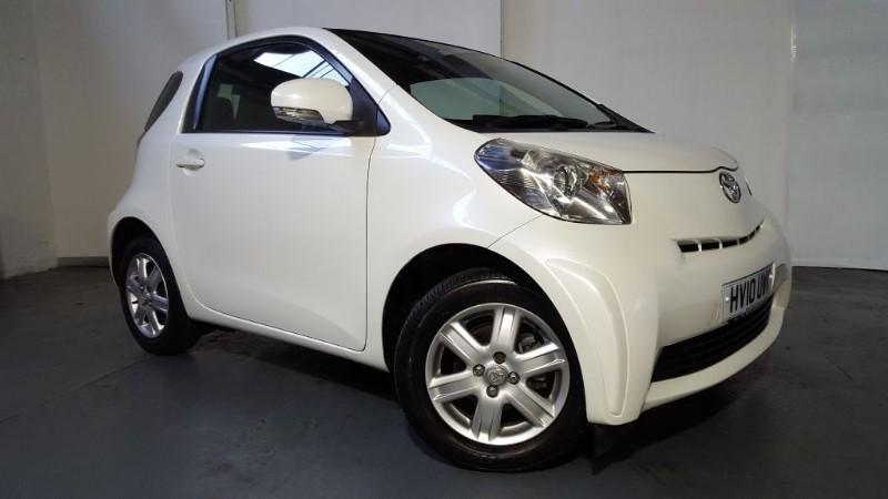 Car of the week - Toyota iQ VVT-I IQ £0 FREE ROAD TAX - Only £3,990