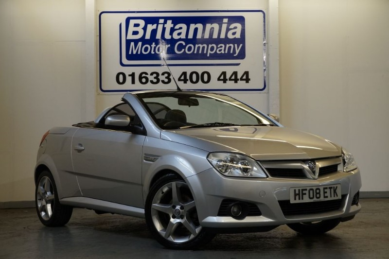 Car of the week - Vauxhall Tigra EXCLUSIV TOP LUXURY SPEC - Only £2,990