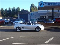 Used MG TF CONVERTIBLE