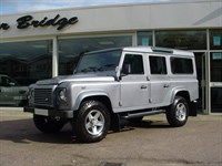 Used Land Rover Defender 110 I D XS SUV Station Wagon, Privacy