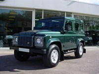 Used Land Rover Defender TDi XS 3dr 4WD One owner, Air Con, Leather