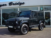Used Land Rover Defender 90 I D XS SUV 4WD Black Pack, Air con, Sat Nav