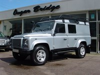 Used Land Rover Defender  110 2.2d XS Utility, One owner