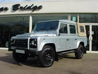 Used Land Rover Defender 110 Tdi XS 4dr